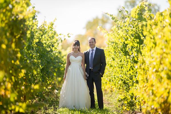 Michelle & William Wedding Day
