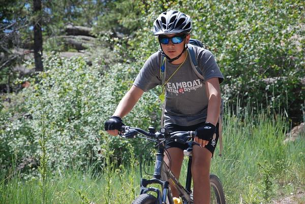 TVS Mountain Bike Camp  7.2016