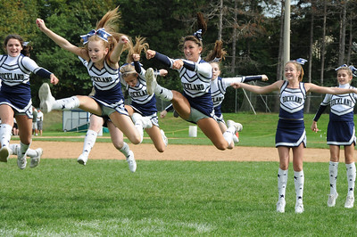 Midget's Cheerleaders 09-24-11