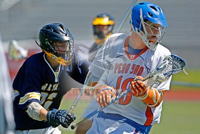 5/23/2015 - Semifinal Playoff Game - Wayne Central vs. Penn Yan - Waterloo High School, Waterloo, NY