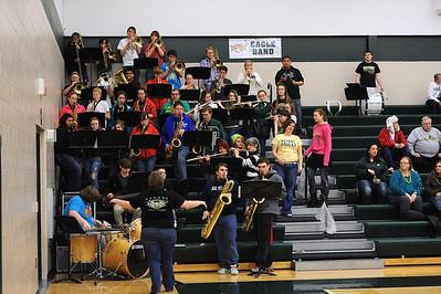 Boys Varsity Basketball - North Polk 2013