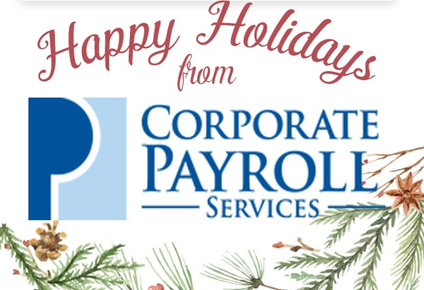 Corporate Payroll 2018