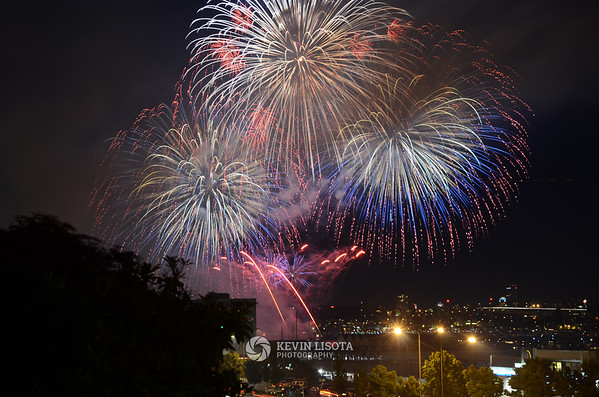 4th of July Fireworks - Seattle 2011