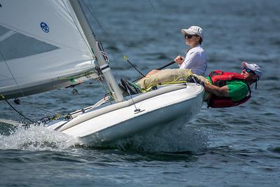 2020 Sailing - C Scow