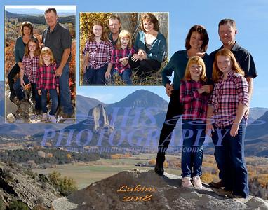 Lubin Family Portraits