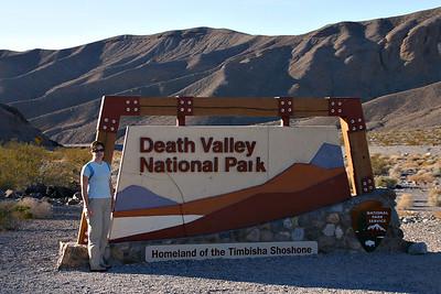 Death Valley Nov 2006