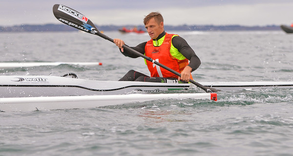 2014 Oct 25 - Surfski World Series - Day TWO