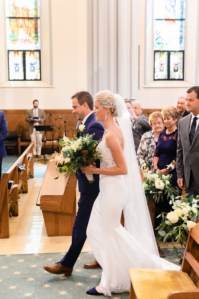 Shelby & Travis' wedding day at St. Paul & Limestone Hall 10.5.19.