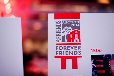 Auction 2014: Forever Friends