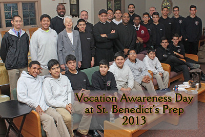 2013 Vocation Awareness Day