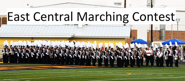 20150426 East Central Marching Contest