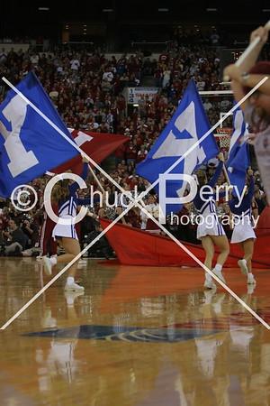 2005-06 IU @ Indy Cheer