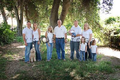 Strid Family 2012