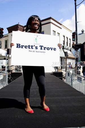 Day 1 - DC Fashion Week 2015 - Spring / Summer 2016 Collections - H Street Festival - Models, Inc - 9-19-2015