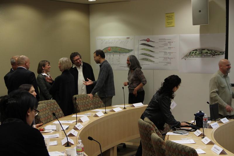 2011, Pre Workshop
