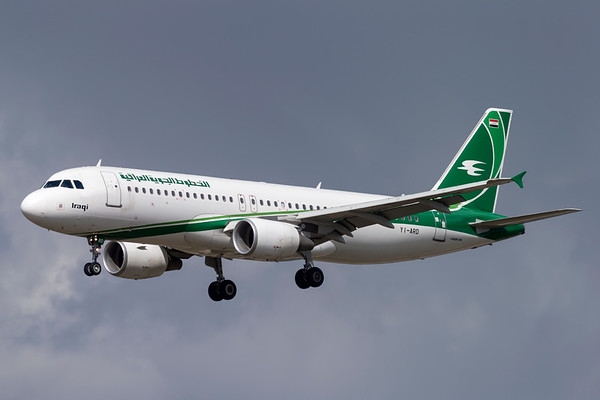 YI-ARD - Airbus A320-214
