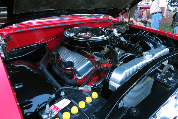 August 6, 2016:  Cruise-In at The Varsity, Athens, Georgia .  .  .