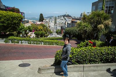 Maryna in San Francisco