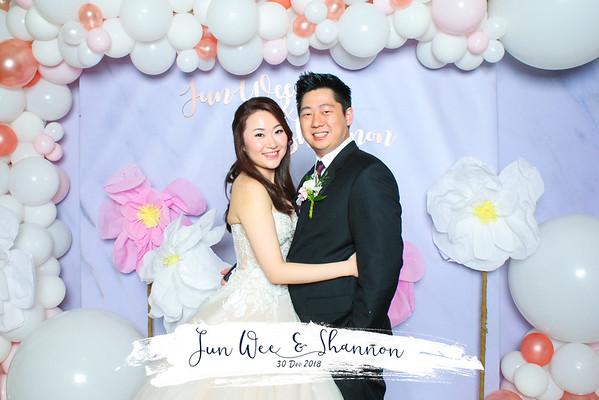 Jun Wee & Shannon
