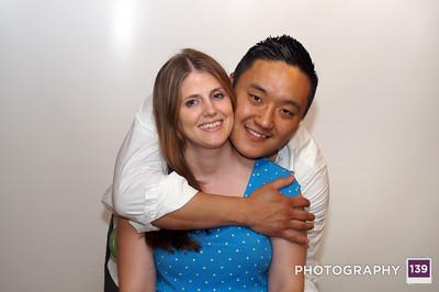 Bethany & DaeHee Engagement Photos