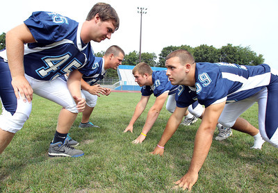 Peabody High School Football Preview