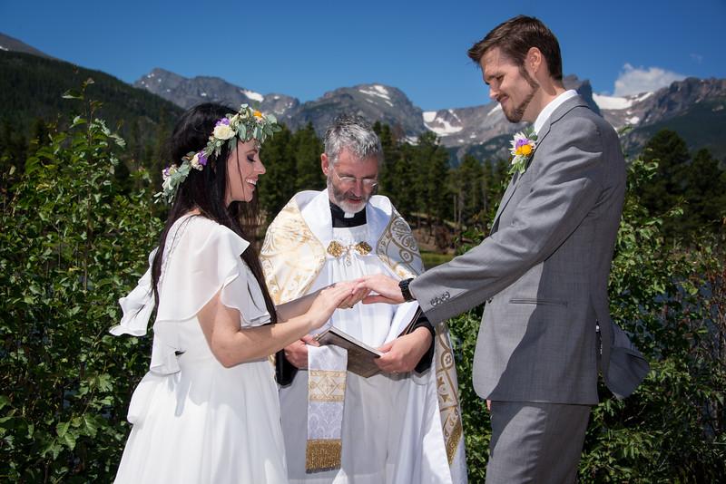 Stacey & Nicholas Wedding