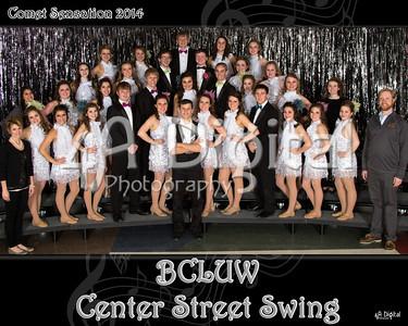 BCLUW Center Street Swing