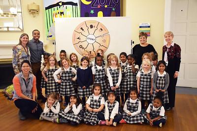 Opera Philadelphia Visits our Kindergarten