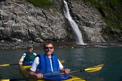 Whittier and Kayaking