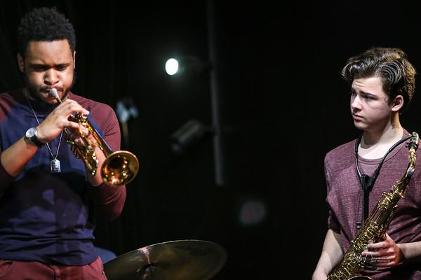 Aretha's Jazz Jam - Music Hall - 12-29-2019