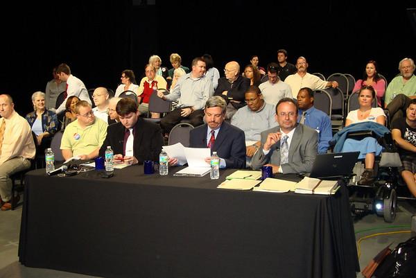 Think.Vote Jacksonville Mayoral Debate3
