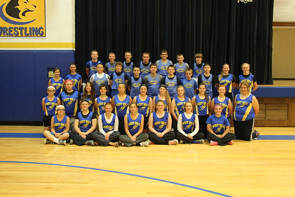 JH Track Team Picture
