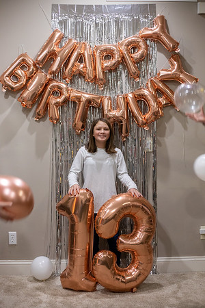 Kayla 13th Birthday 2021