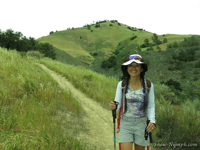 2015 03-17  (Mar 17) Grass Mountain, Santa Ynez Mtns