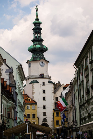 Bratislava, July 2013