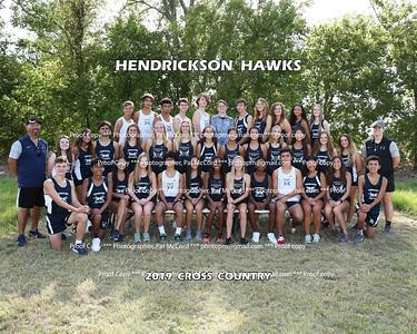 2019 Cross Country Hawks