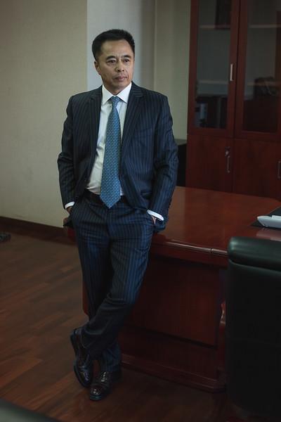 Duty Free China - Mr. Charles Chen, CEO