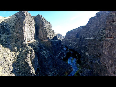 3 Dozen Years Later in Bruneau Canyon