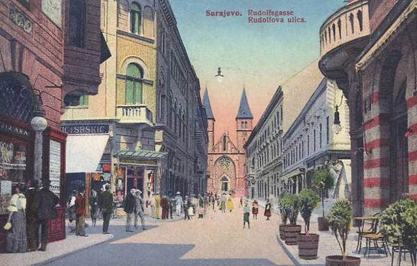 Danas je ovo Štrosmajrova ulica.