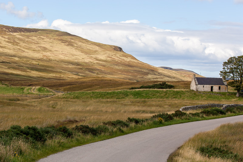 The Bothy, Scottish Highlands