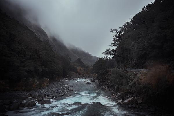 Morraine Creek Cascades