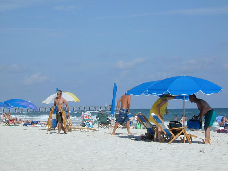 Ike's Beach Service