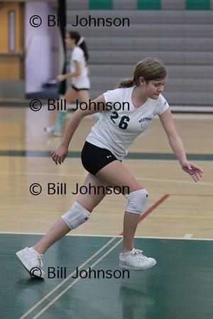 Freshman Volleyball Westwood v NDA 9_27_10