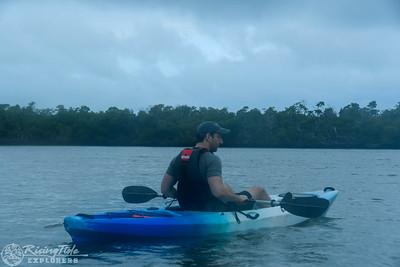 9 AM Mangrove Tunnels & Mudflats Kayak Tour - Walsh, Petrie, Ganim, & Bloch