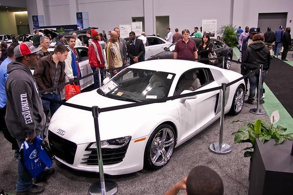 2012 Hampton Roads International Auto Show