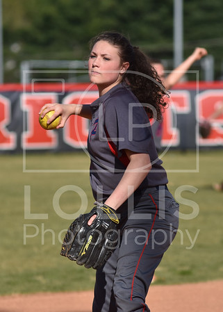 Powdersville vs Landrum 4-15-16