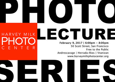 Photo Lecture Series February 2017