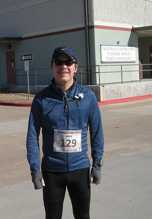 Resolution Run 5K. 2011