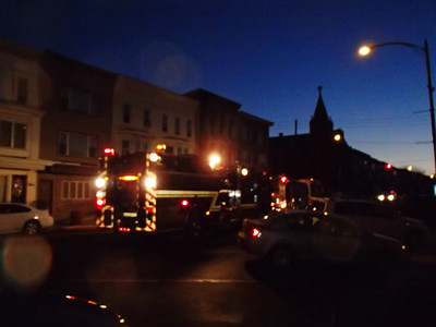MAHANOY CITY FATAL HOUSE FIRE 4-6-2013 PICTURES BY COALREGIONFIRE