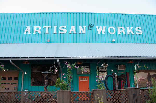 Champagne Breakfast at Artisan Works